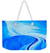 Glassworks In Blue Weekender Tote Bag