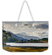 Glen Affric Panorama I Weekender Tote Bag