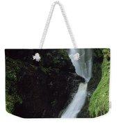 Glenariff Falls, Glens Of Antrim, Co Weekender Tote Bag