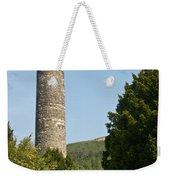 Glendalaugh Round Tower 10 Weekender Tote Bag
