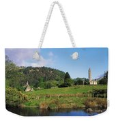 Glendalough, Co Wicklow, Ireland Saint Weekender Tote Bag