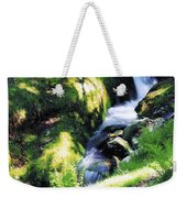 Glendalough, Co Wicklow, Ireland Weekender Tote Bag