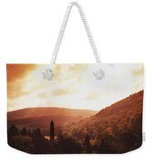 Glendalough, County Wicklow, Ireland Weekender Tote Bag