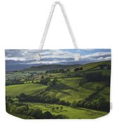 Glenelly Valley, County Tyrone Weekender Tote Bag