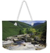 Glenmacnass, County Wicklow, Ireland Weekender Tote Bag
