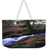 Glenmacnass Waterfall, Co Wicklow Weekender Tote Bag