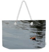 Gliding Across The Pond Weekender Tote Bag