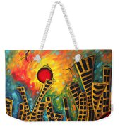 Glimmer Of Hope By Madart Weekender Tote Bag