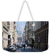 Glimpse Of Montmartre Weekender Tote Bag