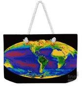 Global Biosphere Weekender Tote Bag