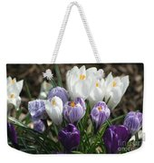 Glorious Spring Weekender Tote Bag