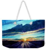 Glory Of The Sunset 2 Weekender Tote Bag