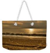 Glowin' Ocean Weekender Tote Bag