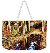 Glowing Beauty Weekender Tote Bag