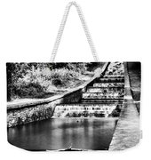 Gnoll Country Park 4 Mono Weekender Tote Bag