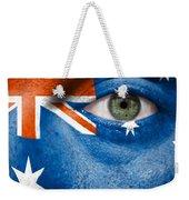 Go Australia Weekender Tote Bag