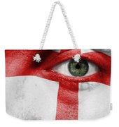 Go England Weekender Tote Bag