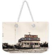 Go-karts - Wildwood New Jersey Weekender Tote Bag