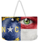 Go North Carolina Weekender Tote Bag