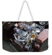 1938 Ford Roadster Go Power Weekender Tote Bag