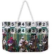 Go Time Weekender Tote Bag