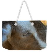 Goat Dreams Weekender Tote Bag