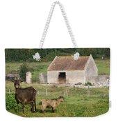 Goats Weekender Tote Bag