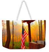 God Country Home Weekender Tote Bag