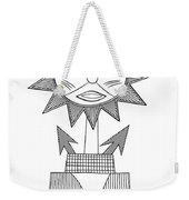 God Of Sun Weekender Tote Bag by Michal Boubin