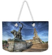 God Save The Queen Weekender Tote Bag