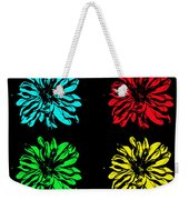Godess Pop Art Weekender Tote Bag