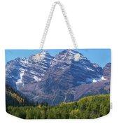 God's Bells Weekender Tote Bag
