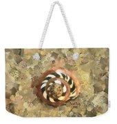 God's Creative Beauty Weekender Tote Bag