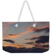 God's Evening Painting Weekender Tote Bag