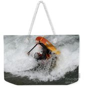 Going All Out Weekender Tote Bag