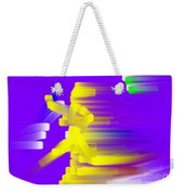 Going For The Gold Weekender Tote Bag
