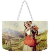 Going Home Weekender Tote Bag by William Lee