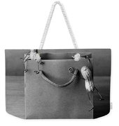 Going Shopping 01 Weekender Tote Bag by Nailia Schwarz