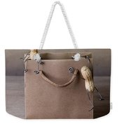 Going Shopping 02 Weekender Tote Bag by Nailia Schwarz
