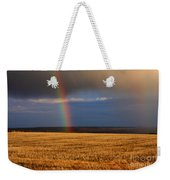 Gold At The End Of The Rainbow Weekender Tote Bag