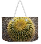 Gold Barrel Cactus   No 1 Weekender Tote Bag