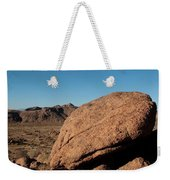 Gold Butte Sandstone Weekender Tote Bag