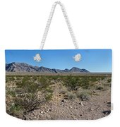 Gold Butte Skyline Weekender Tote Bag
