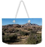 Gold Butte Tumbling Terrain  Weekender Tote Bag
