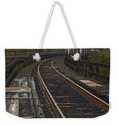 Gold Hill Crossing Weekender Tote Bag
