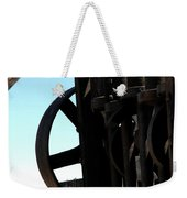 Gold Mining Stone Crusher Weekender Tote Bag