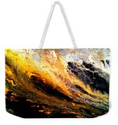 Gold Rush Weekender Tote Bag