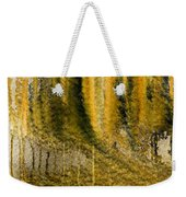 Golden Autumn Forest Weekender Tote Bag