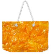 Golden Butterscotch Weekender Tote Bag