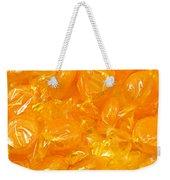 Golden Butterscotch Square Weekender Tote Bag
